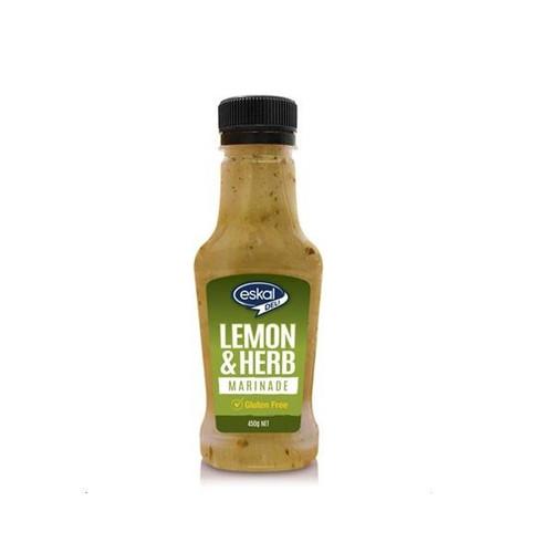 Lemon &Herb marinade