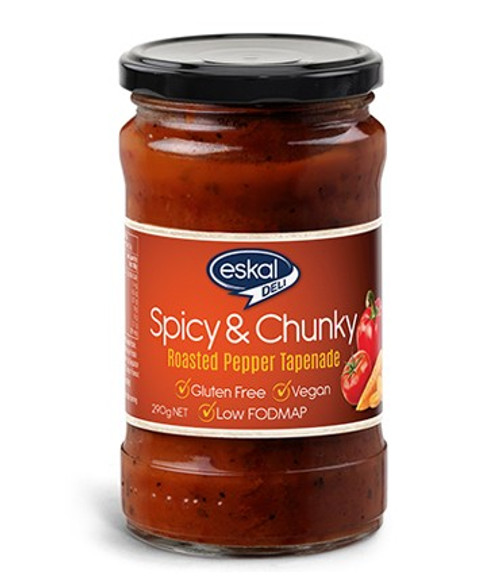 Spicy & chunky tapenate