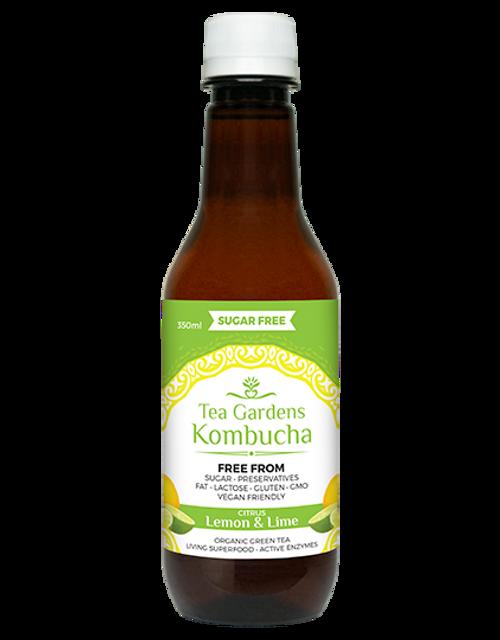 Tea Gardens Kombucha( lemon & lime)