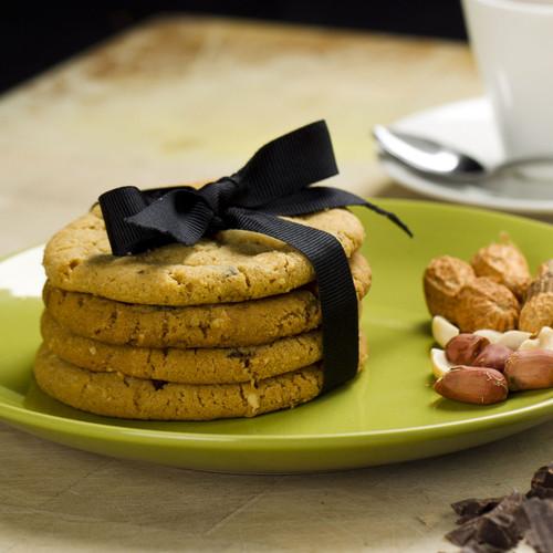 Choc Chip Peanut Butter Cookie