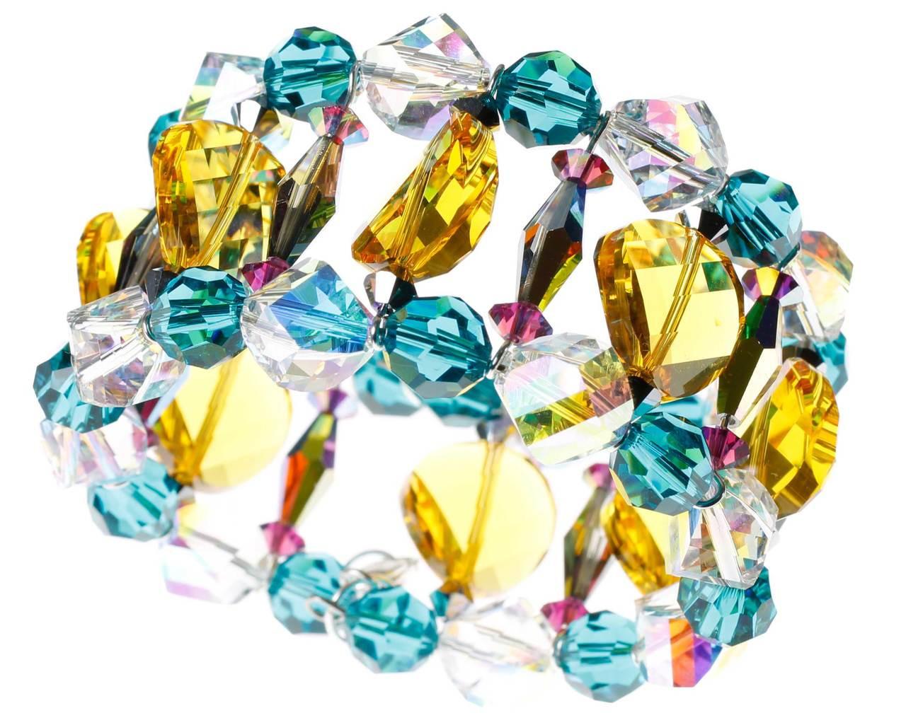 c1c8883c5b345 Cuff Bracelet - Carnival