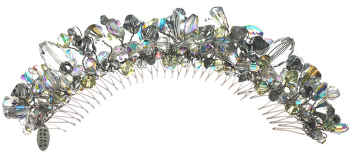 Swarovski Crystal One of a Kind Tiara - Custom Designed - Bridal Hair Collection