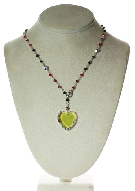 Heart Necklace - Rebellion