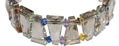 Swarovski Crystal Cuff Bracelet  • Aruba Collection