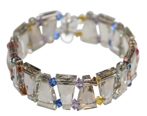 Swarovski Crystal Cuff Bracelet  • Aruba Collection