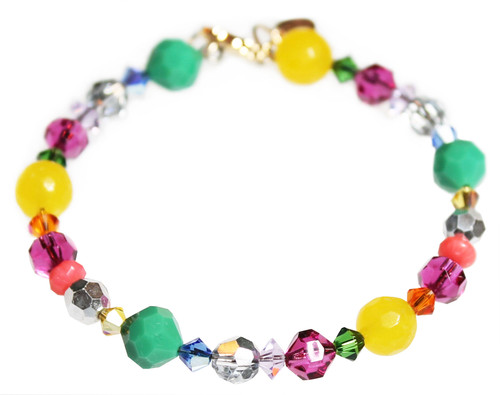 Swarovski Crystal Limited Edition Candy Stackable Bangle Bracelet