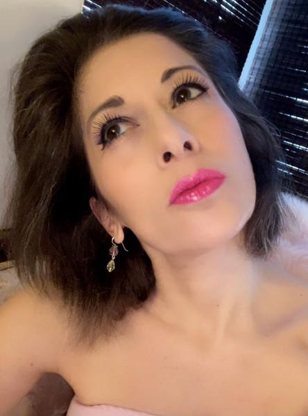 Sterling Silver Swarovski Crystal Spring Yellow, Pink & Green Drop Earrings #Pastels