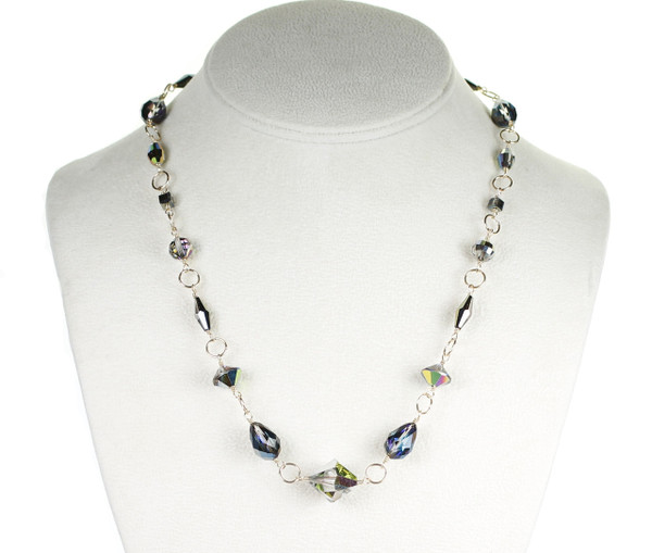 New York City Jewelry Designer Karen Curtis uses Swarovski Crystal and 14K gold to make beautiful jewelry