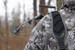 SYKD Hunt Universal Sling Back view In Use in the field