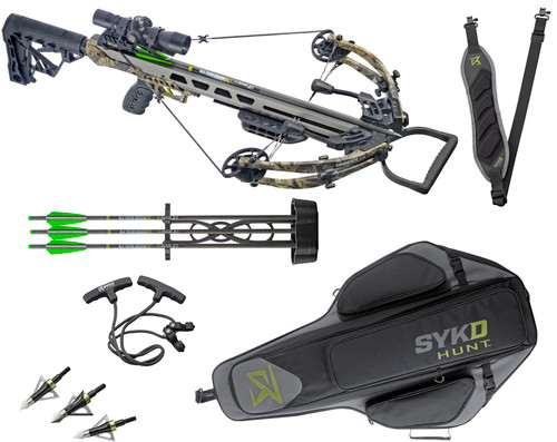 SYKD Hunt Vindicate XVC Crossbow COMPLETE Package