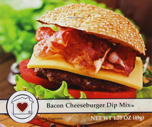 Bacon Cheeseburger Dip Mix