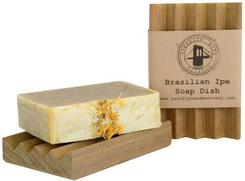 Brazilian IPE Soap Dish