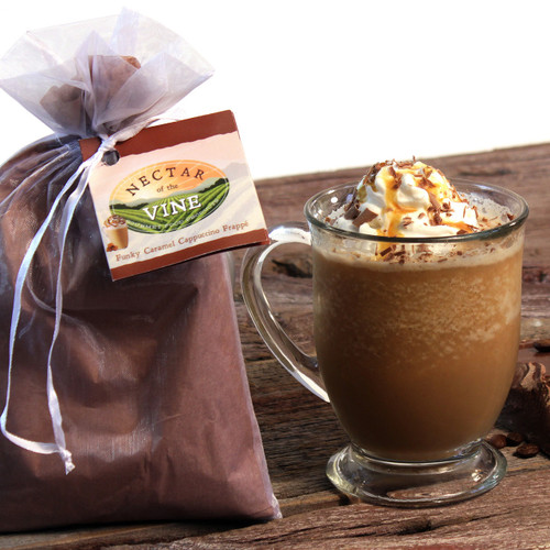 Nectar of the Vine - Funky Caramel Cappuccino Cocktail Mix