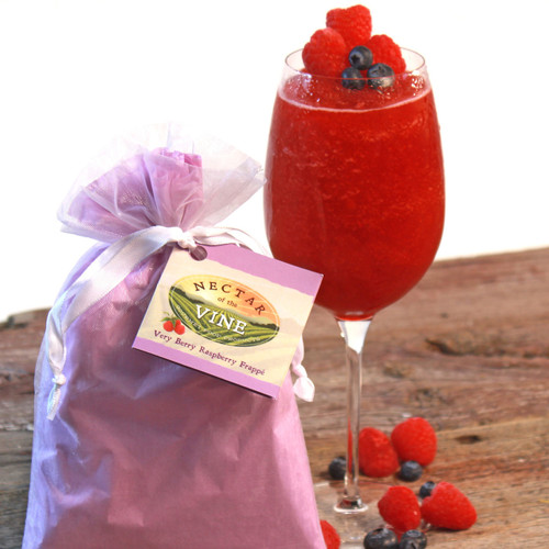 Nectar of the Vine - Very Berry Raspberry Wine Slushy Mix