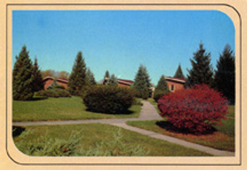 Holy Family Hermitage Postcard (5 for $1)