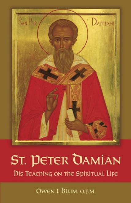 St. Peter Damian: His Teaching on the Spiritual Life (pdf ebook)