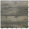 "Reclaimed Pine Vinyltrax Garage Floor Tile - ""Only $6.36 Per S/F"" (each tile is 15 3/4"" x 15 3/4"""