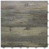 """Reclaimed Pine Vinyltrax Garage Floor Tile (10-Pack) - """"Only $5.90 Per S/F"""" (Tile Size: 15 3/4"""" x 15 3/4"""")"""