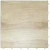 """Light Maple Vinyltrax Garage Floor Tile (10-Pack) - """"Only $5.90 Per S/F"""" (Tile Size: 15 3/4"""" x 15 3/4"""")"""