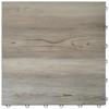 """Ash Pine Vinyltrax Garage Floor Tile (10-Pack) - """"Only $5.90 Per S/F"""" (Tile Size: 15 3/4"""" x 15 3/4"""")"""
