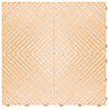 """""""Mocha Java"""" RibTrax (RT) Smooth by SwissTrax - SALE PRICE ONLY $3.96 PER SQ FT Tile Size: 15.75"""" x 15.75"""" x .75 (1 Tile = 1.72 sq ft)"""