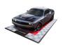 Dodge Car Pads by SwissTrax (RibTrax) BRS - Pearl Silver