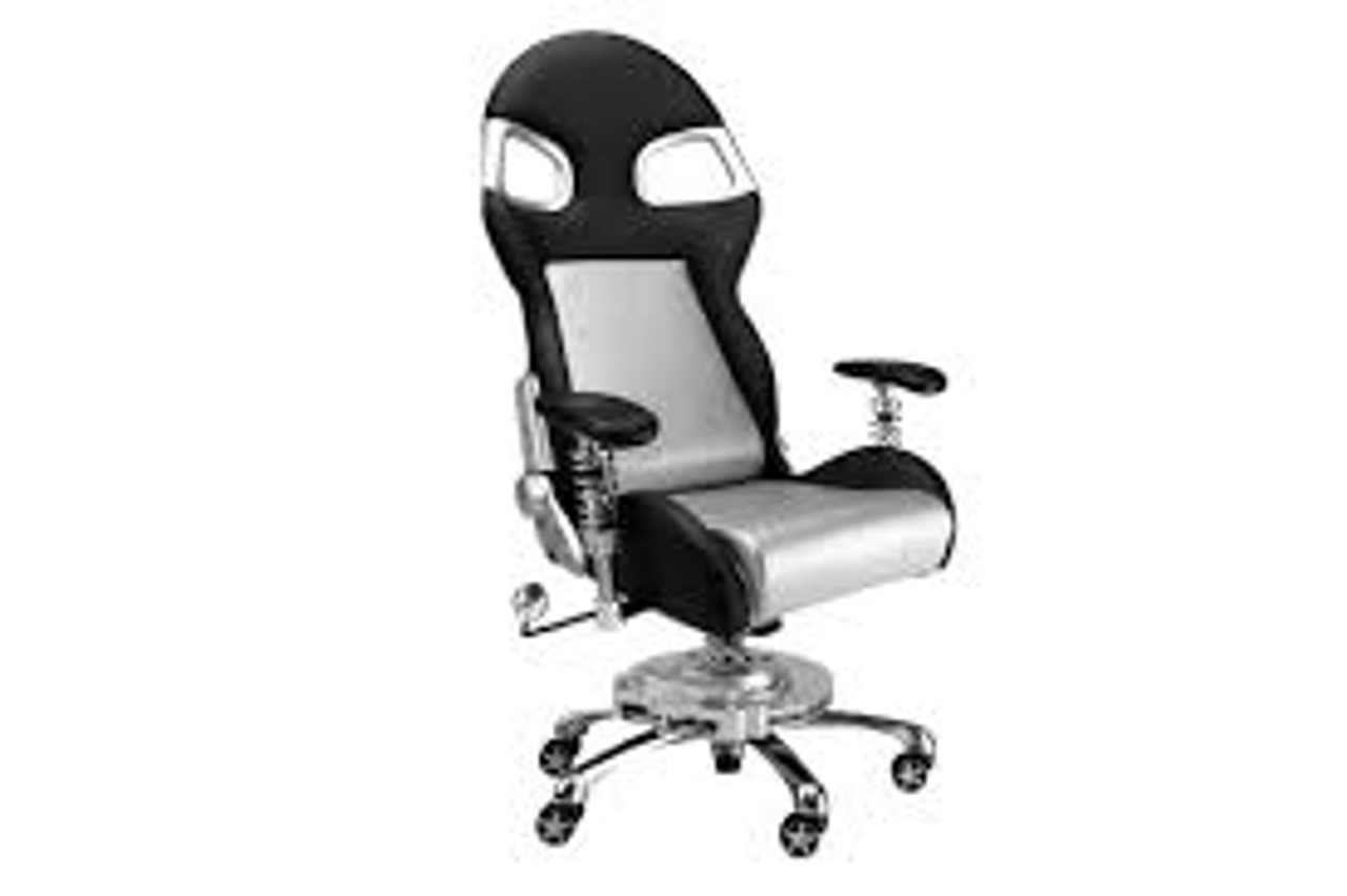 Intro-Tech Automotive PitStop Formula One Series Chair (FO8000S)