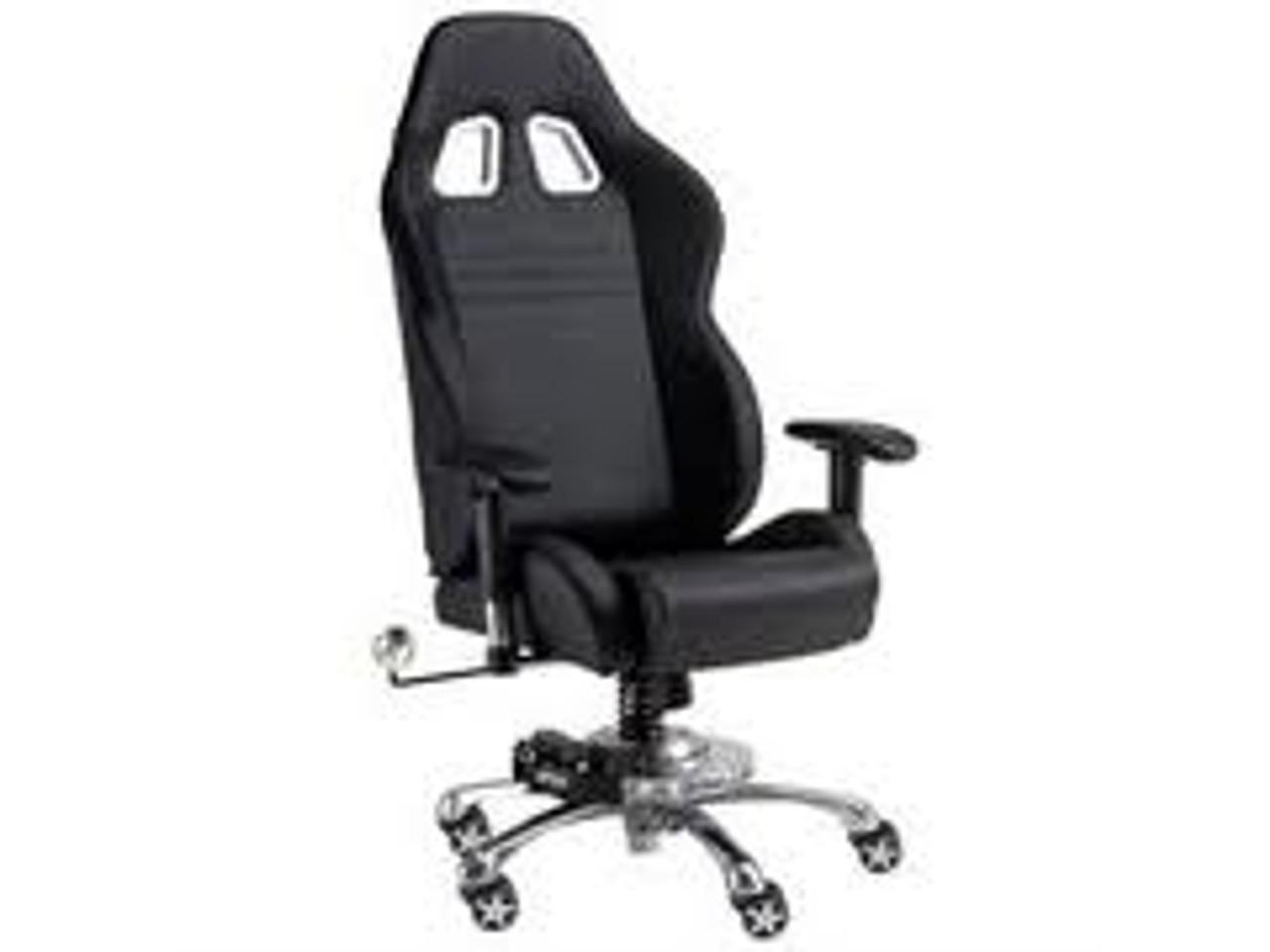 Intro-Tech Automotive PitStop Grand Prix Series Chair (GP1000B)