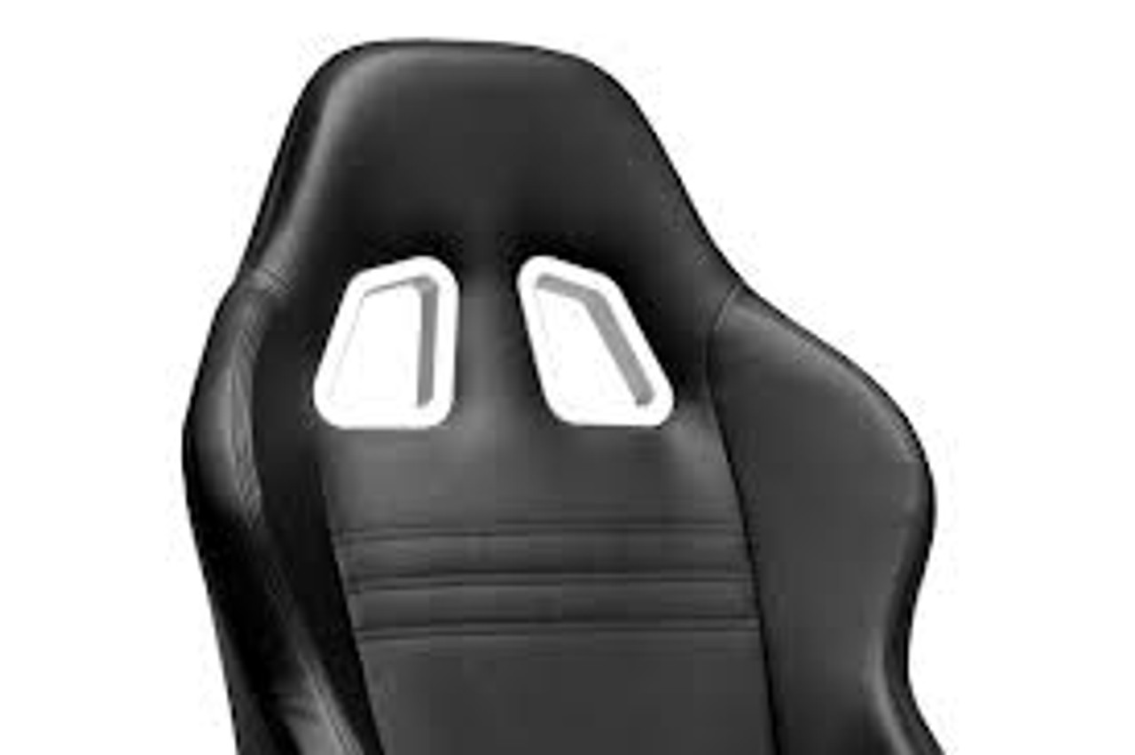Intro-Tech Automotive PitStop GT Receiver Series Chair