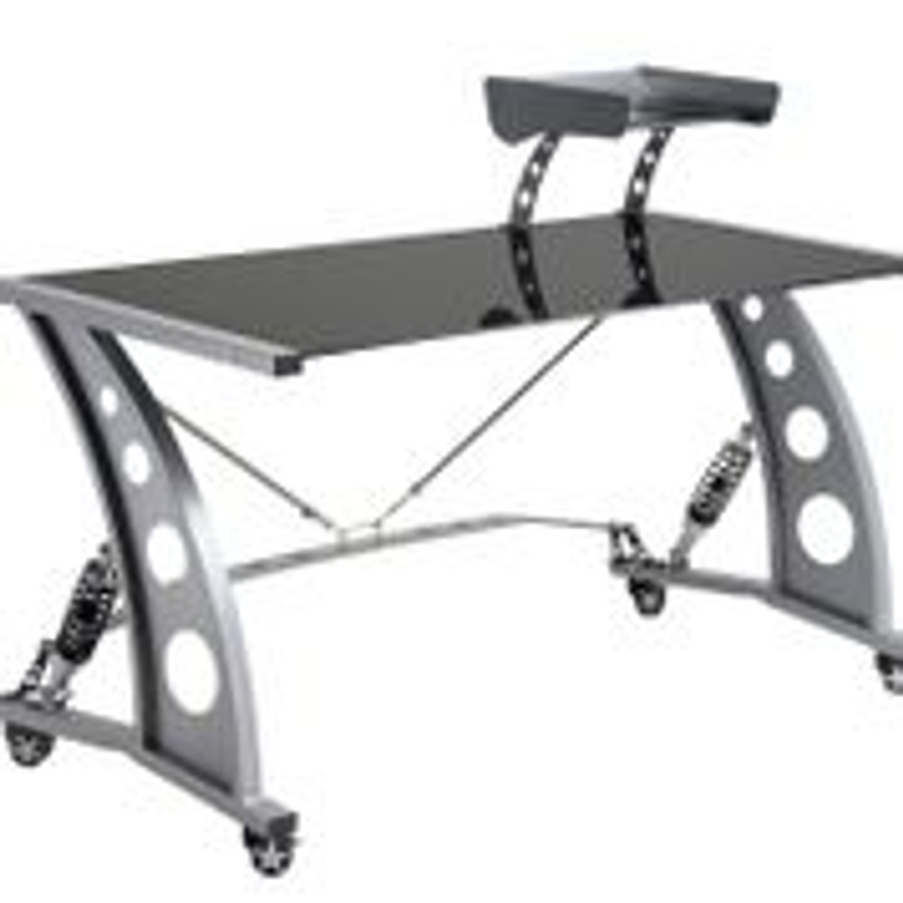 PitStop Formula One Black Desk Set