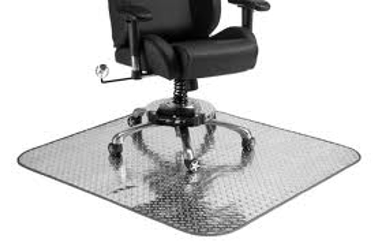PitStop Grand Prix Complete Office Furniture Set - Black Desk