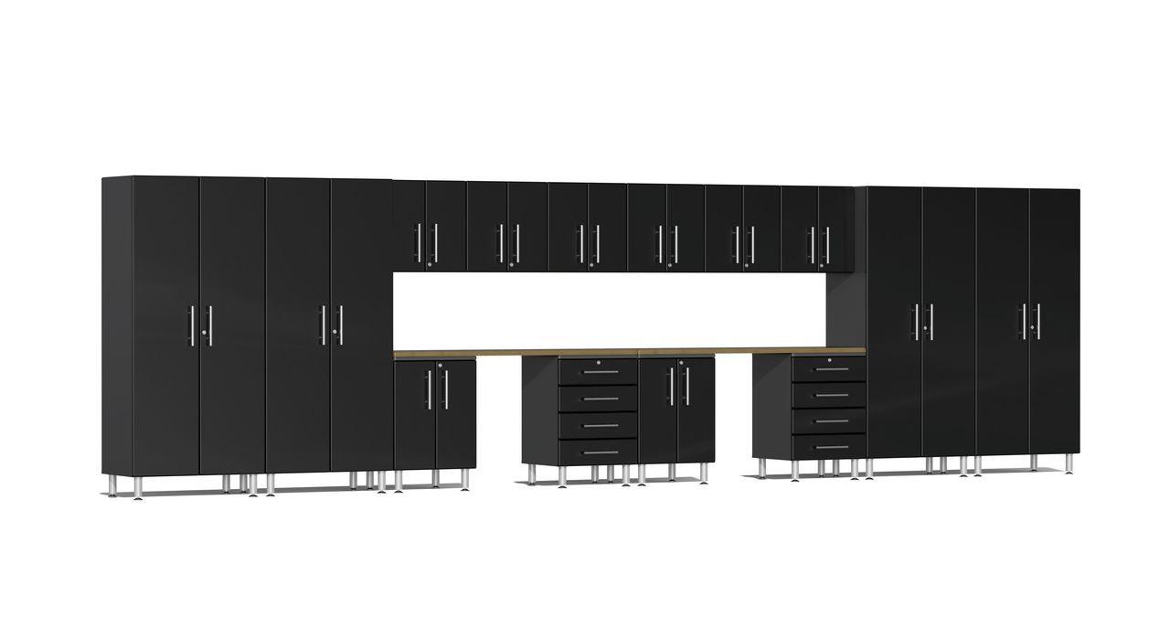 Ulti-MATE Garage 2.0 Series 16-Piece 24' Super-System - (UG22162B)