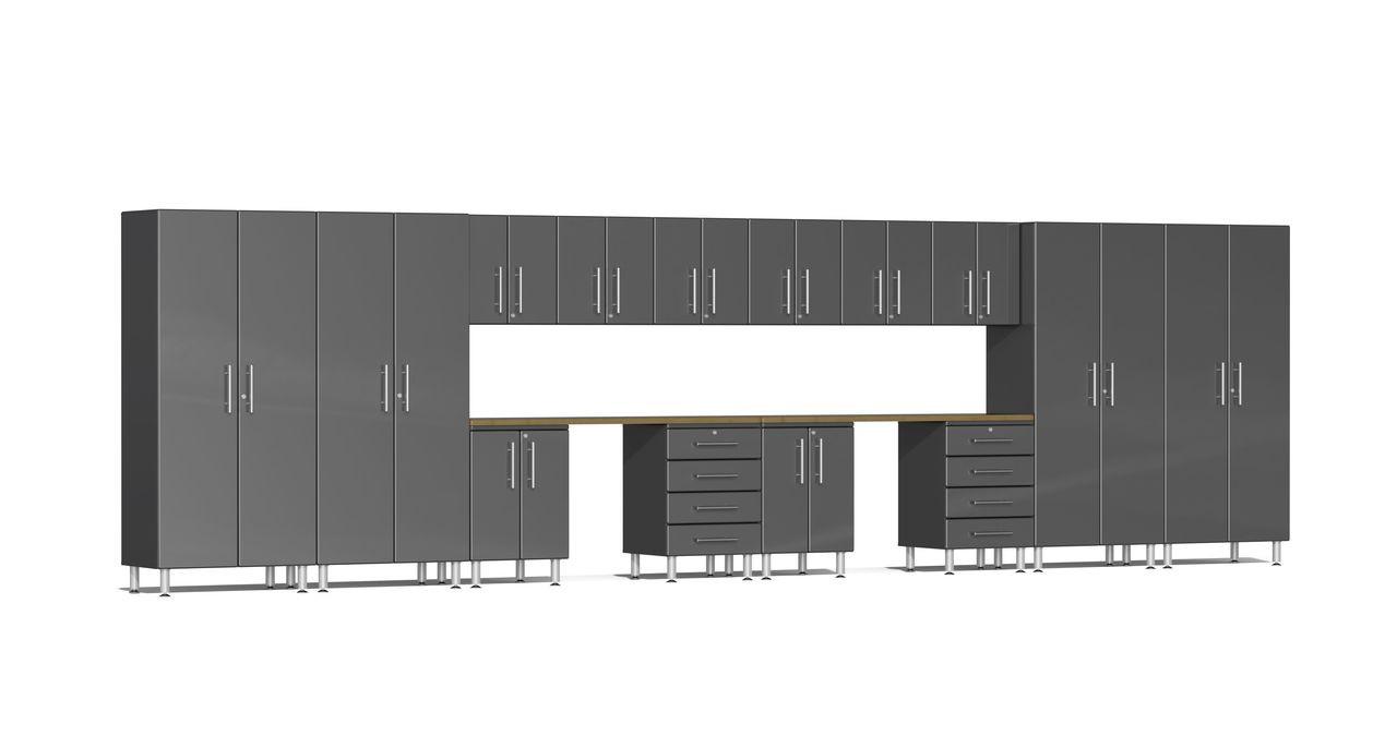 Ulti-MATE Garage 2.0 Series 16-Piece 24' Super-System - (UG22162G)