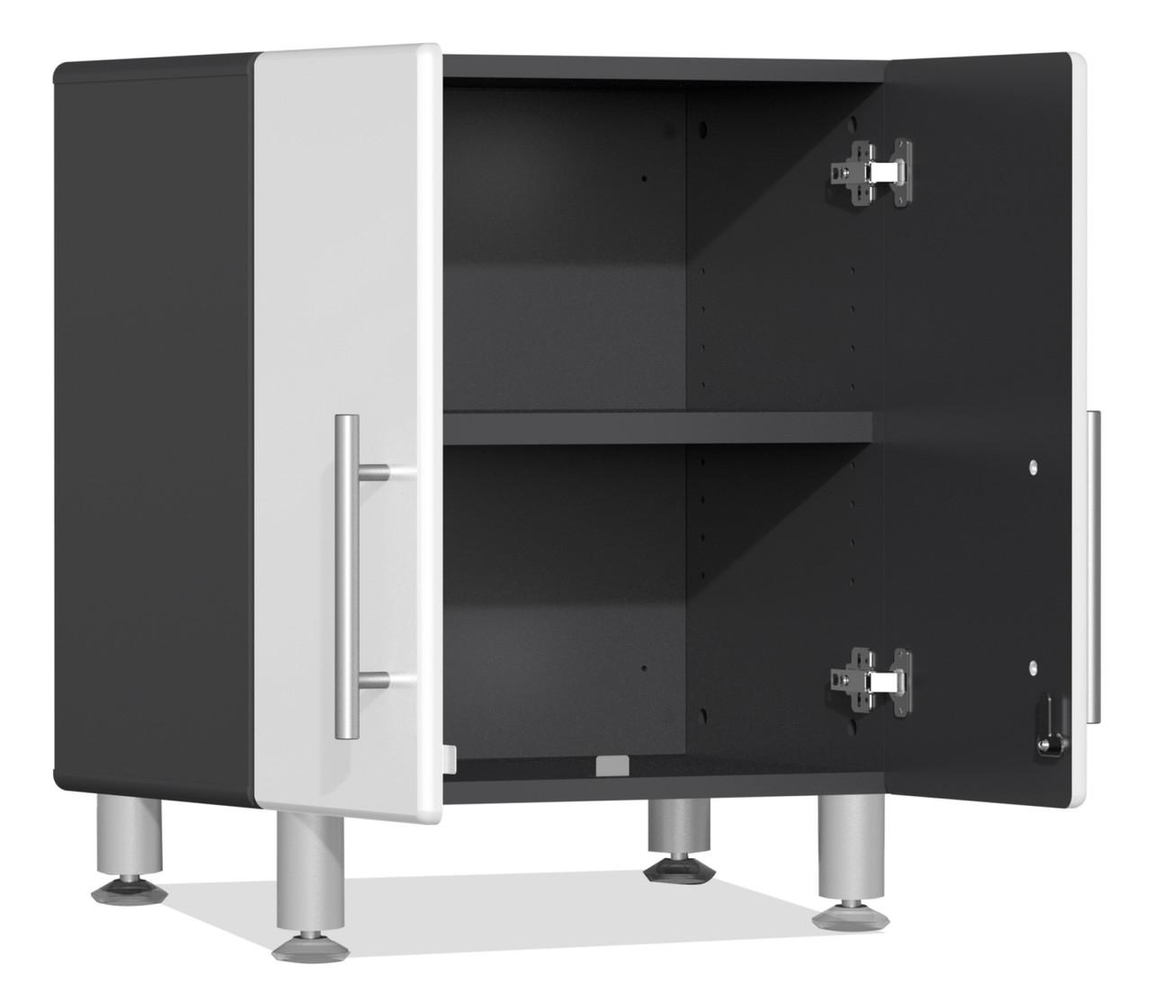 Ulti-MATE Garage 2.0 Series 2-Door All-Purpose Base Cabinet (UG21309W)