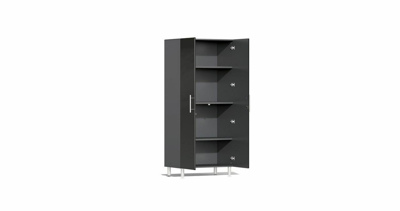 Ulti-MATE Garage 2.0 Series 12' -  6-Piece Kit with Workstation (UG27061B)