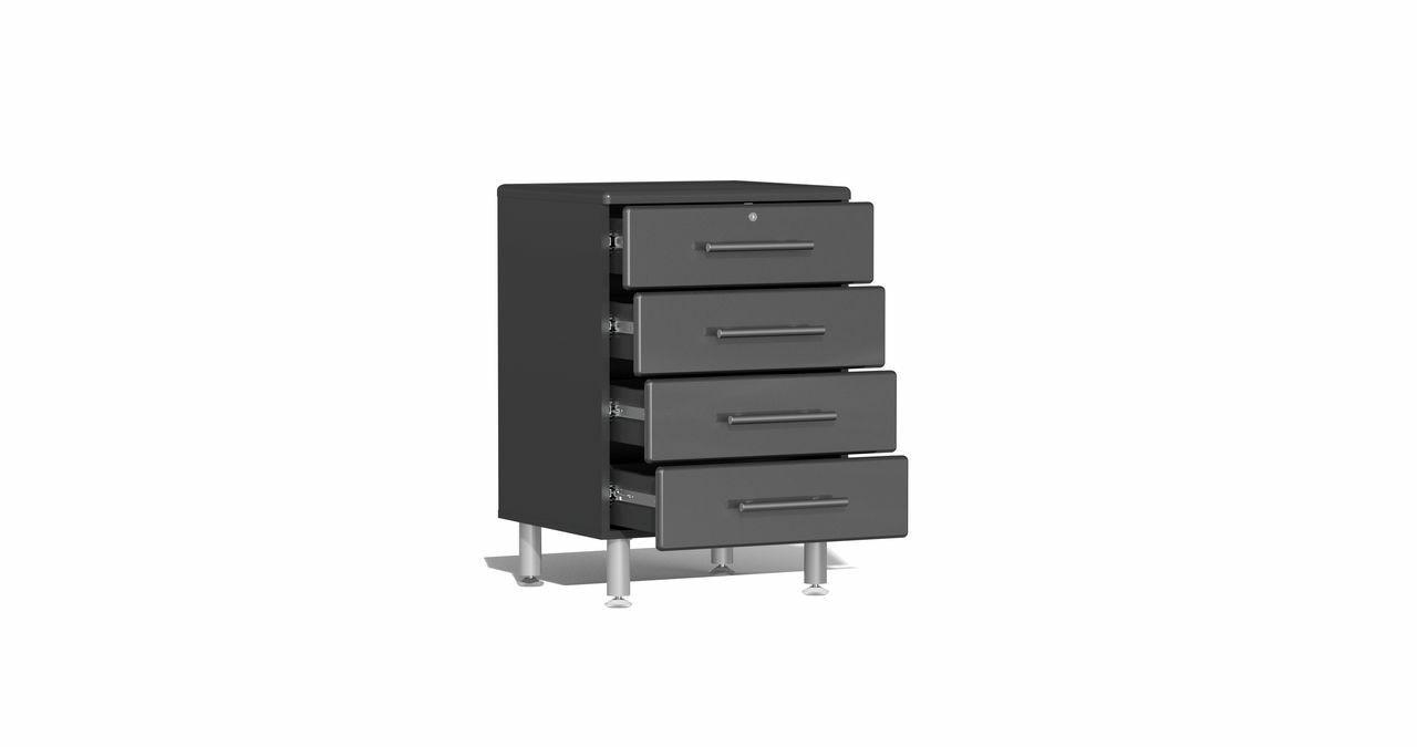 Ulti-MATE Garage 2.0 Series 12' -  6-Piece Kit with Workstation (UG27061G)