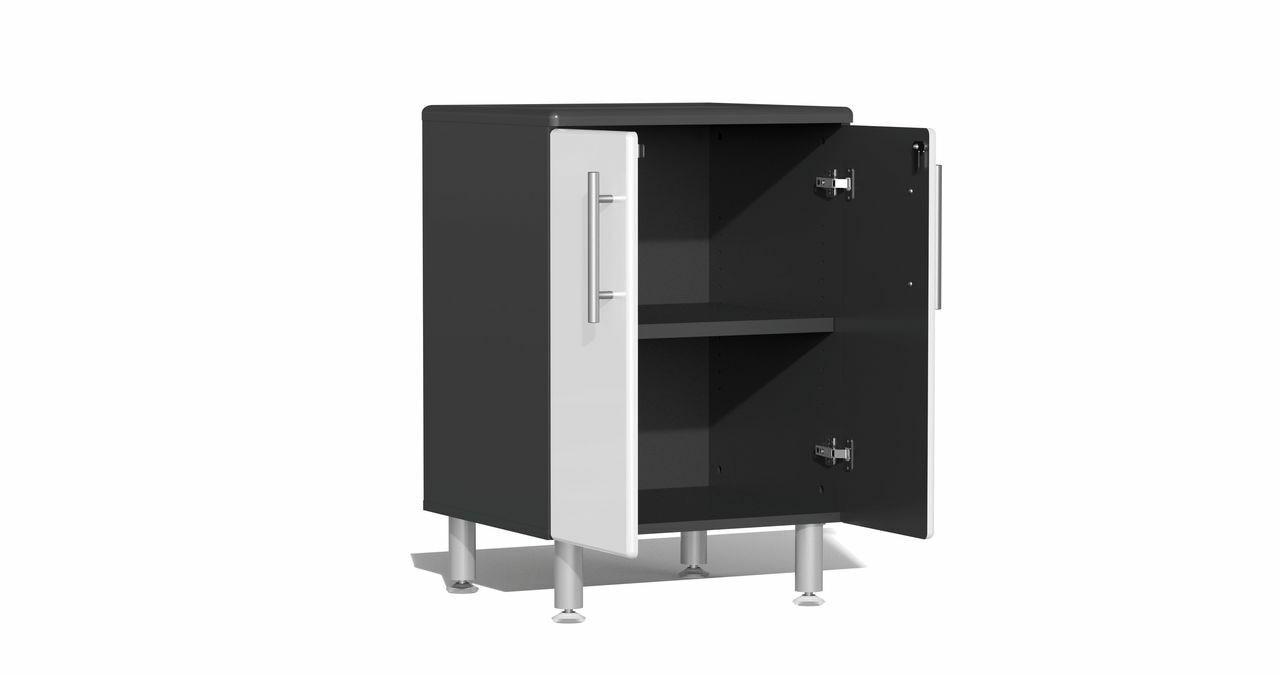 Ulti-MATE Garage 2.0 Series 12' -  6-Piece Kit with Workstation (UG27061W)