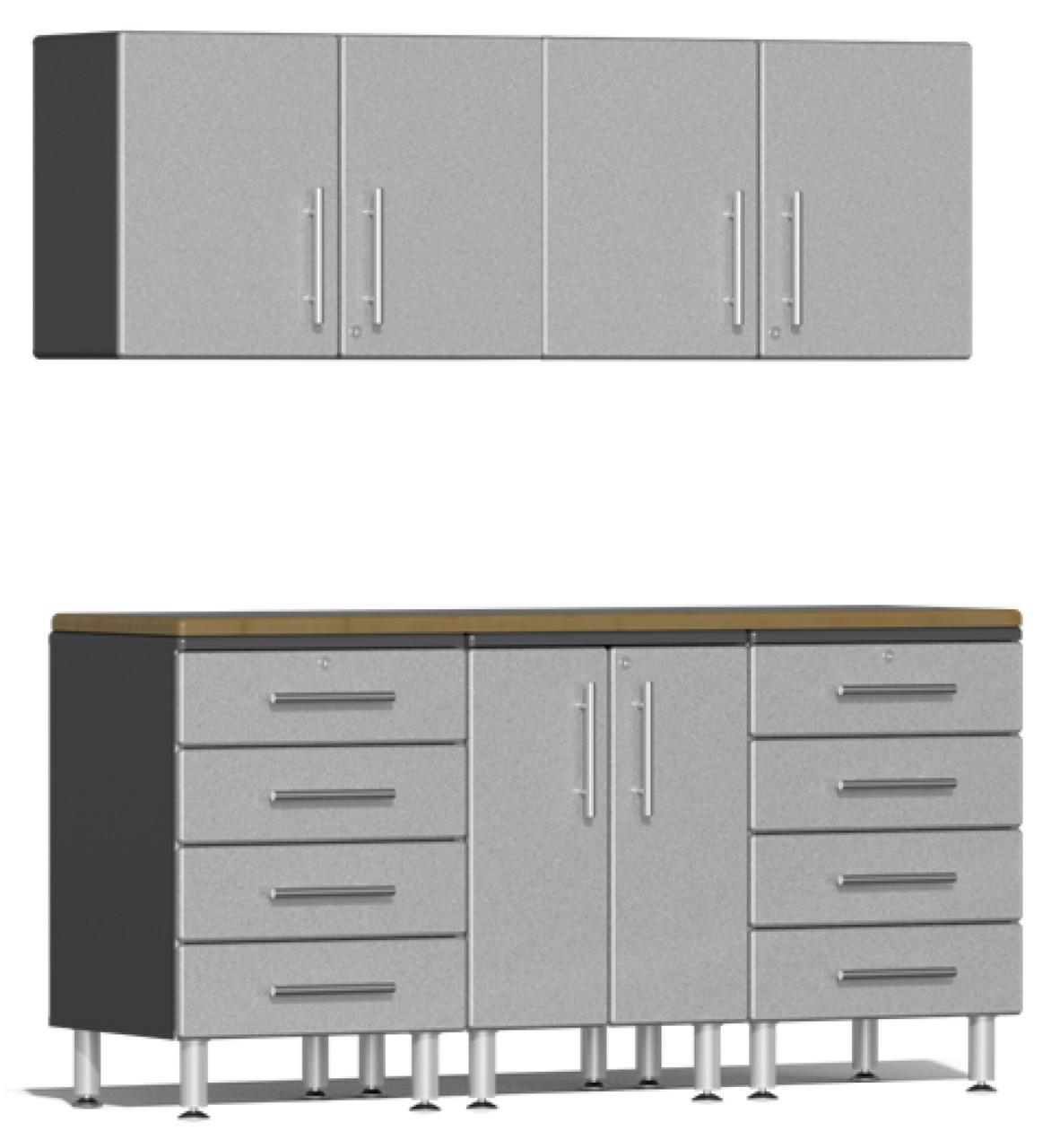 Ulti-MATE Garage 2.0 Series 6' -  6-Piece Workstation Set (UG29062S)