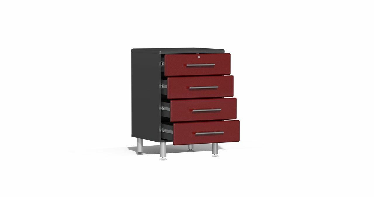 Ulti-MATE Garage 2.0 Series 12' - 9-Piece Kit with Worktop (UG25092R)
