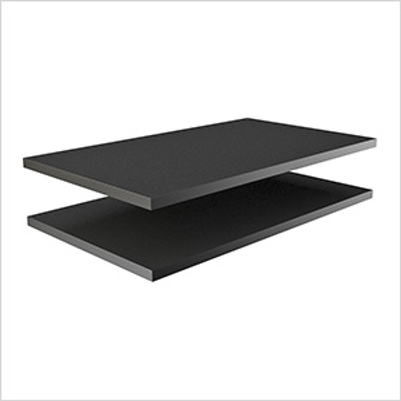 Ulti-MATE Garage 2.0 Series 3-Piece Cabinet Bundle 6' -  Tall Cabinet Kit - Black (UG22624B)
