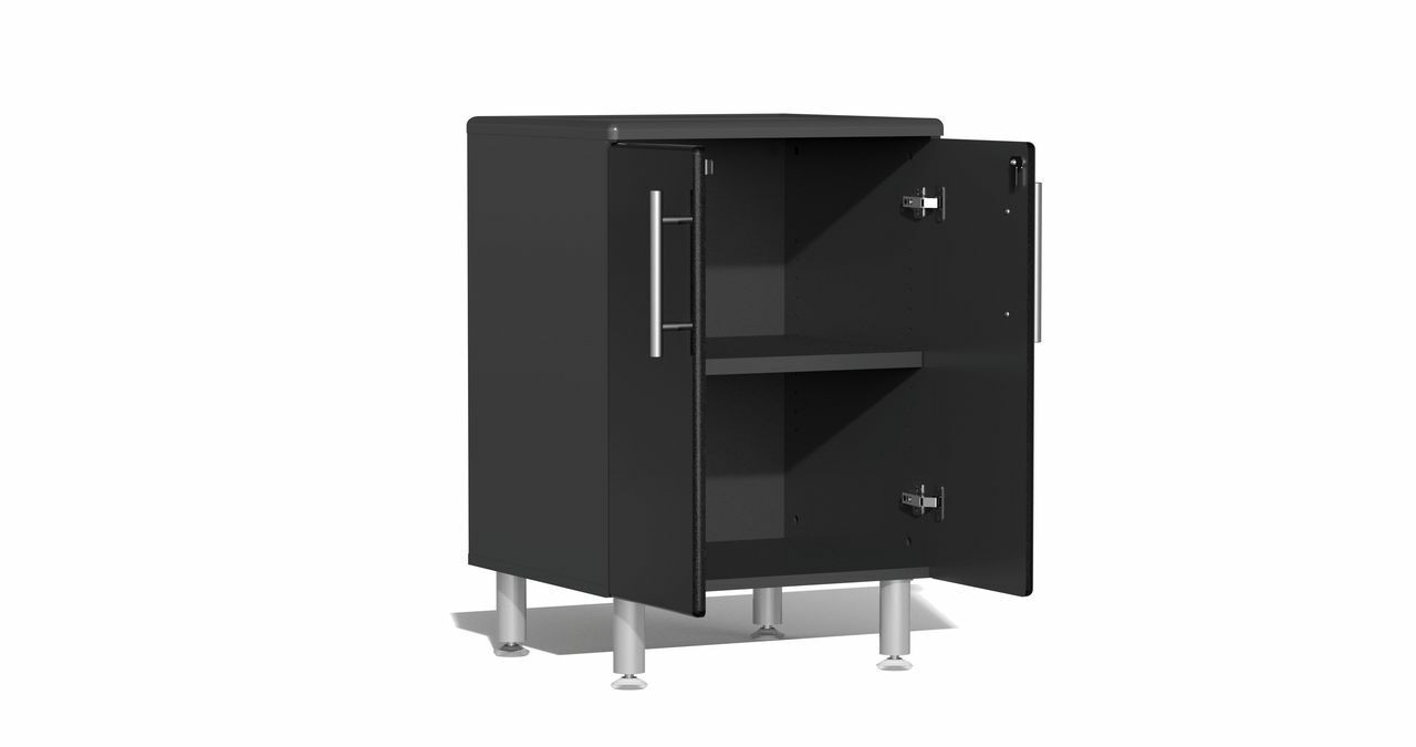 Ulti-MATE Garage 2.0 Series 8' - 4-Piece 2-Door Base Cabinet Set (UG27040B)
