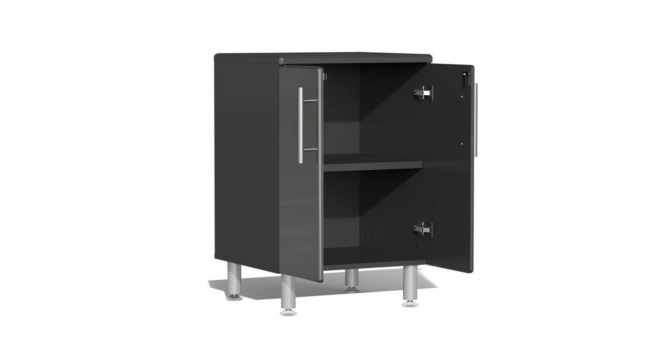Ulti-MATE Garage 2.0 Series 8' - 4-Piece 2-Door Base Cabinet Set (UG27040G)