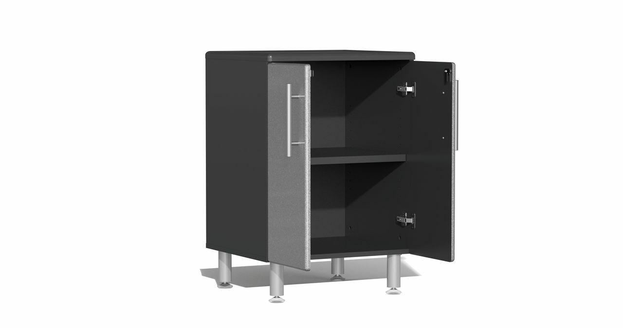 Ulti-MATE Garage 2.0 Series 8' - 4-Piece 2-Door Base Cabinet Set (UG27040S)