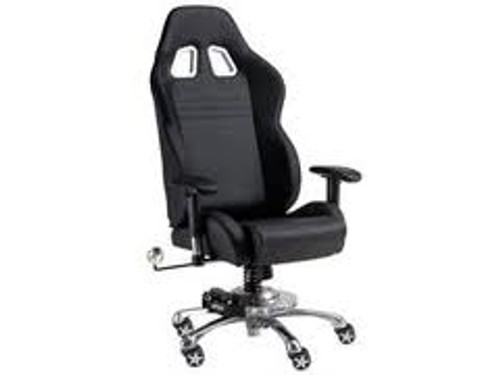 Intro-Tech Automotive PitStop Grand Prix Series Chair (GP1000B)