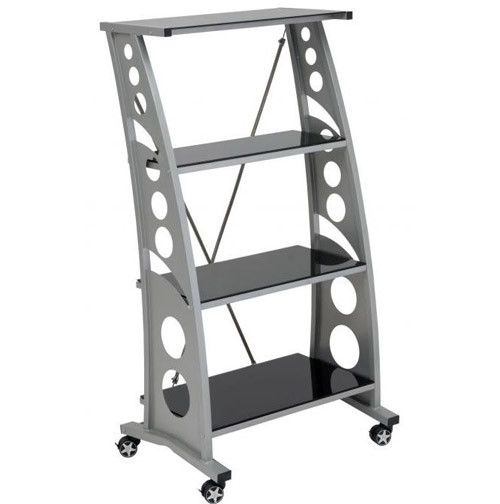 PitStop Furniture Racing Style Bookcase