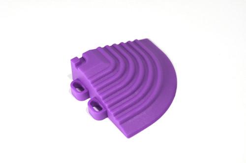"""Cosmic Purple SwissTrax Corner - Size: 2-1/2""""[L] x 2-1/2""""[W]"""