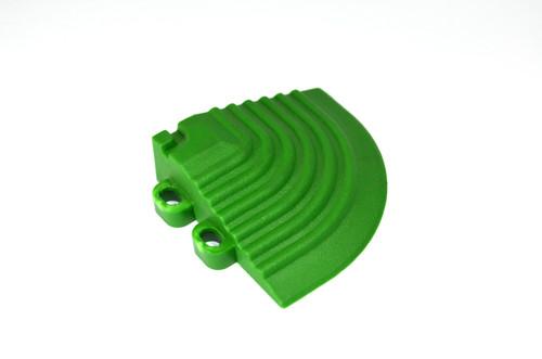 """Turf Green SwissTrax Corner - Size: 2-1/2""""[L] x 2-1/2""""[W]"""