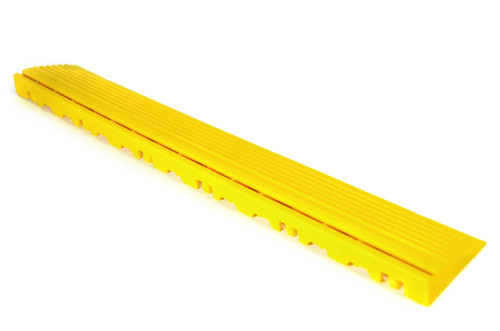 """Citrus Yellow SwissTrax Edges - Size: 15.75""""[L] x 2-1/2""""[W]"""