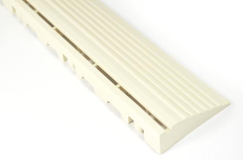 """Ivory SwissTrax Edges - Size: 15.75""""[L] x 2-1/2""""[W]"""