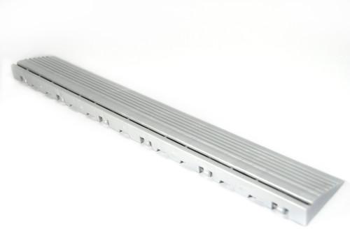 """Pearl Silver SwissTrax Edges - Size: 15.75""""[L] x 2-1/2""""[W]"""